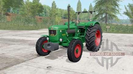 Deutz D 6005 1967 para Farming Simulator 2017