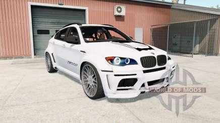 BMW X6 M (Е71) Hamann para American Truck Simulator