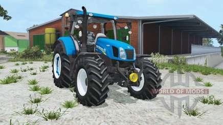 New Holland T6.120-175 para Farming Simulator 2015
