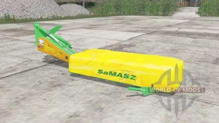 SaMASZ Samba 240 para Farming Simulator 2017