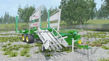 Arcusin AutoStack FS 63-72 painted rear wheels para Farming Simulator 2015