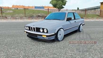 BMW 320i coupe (E30) 1982 para Euro Truck Simulator 2