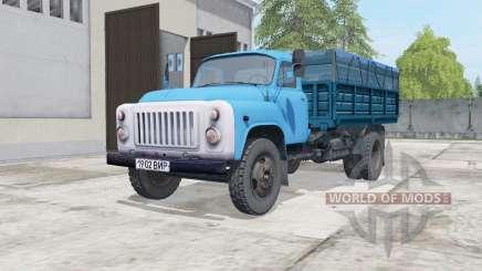 GÁS-SAZ-3507, de cor azul, para Farming Simulator 2017