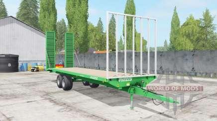 Joskin Wago LST8000&10000D12 para Farming Simulator 2017