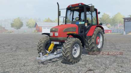 MTZ-920.3 Bielorrússia portas abertas para Farming Simulator 2013