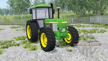 John Deere 3650 dark pastel green para Farming Simulator 2015