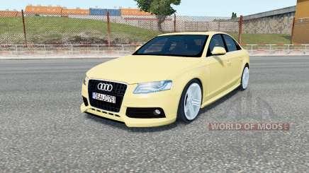 Audi S4 sedan (B8) 2009 para Euro Truck Simulator 2