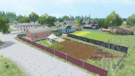 Korovino v0.4 para Farming Simulator 2015