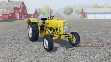 Valmet 86 id safety yellow para Farming Simulator 2013