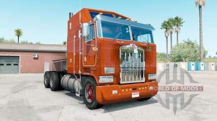 Kenworƫh K100 para American Truck Simulator