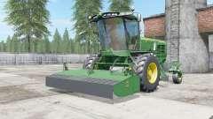 John Deere W260 sea green para Farming Simulator 2017