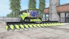 New Holland CR10.90 june bud para Farming Simulator 2017