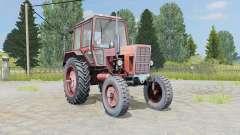MTZ-80, Bielorrússia soft-kasny Okas para Farming Simulator 2015