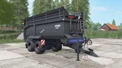 Krampe Bandit 750 gravel para Farming Simulator 2017