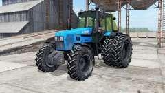 MTZ-Bielorrússia 1221.2 dupla rodas traseiras para Farming Simulator 2017