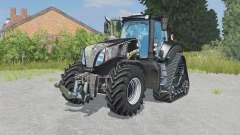 New Holland T8.320 Black Beauty para Farming Simulator 2015