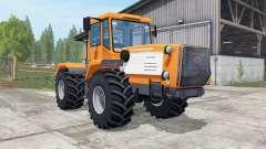 Slobozhanets HTA-220V cor laranja brilhante para Farming Simulator 2017