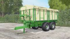 Krone TKD 240 high capacity para Farming Simulator 2017