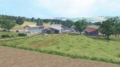 The Old Stream Farm v2.0.1 para Farming Simulator 2015