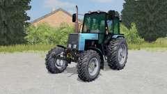 MTZ-Bielorrússia 1025 cor azul brilhante para Farming Simulator 2015