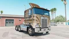 Kenworth K100E pale taupe para American Truck Simulator