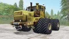 Kirovets K-700A opções de rodas para Farming Simulator 2017