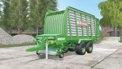 Bergmann Repex 34S rim cor selecionável para Farming Simulator 2017