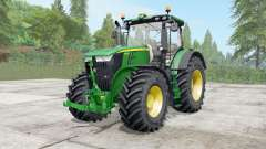 John Deere 7230R-7310R 2014 para Farming Simulator 2017