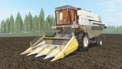 Fortschritt E 516 B dark tan para Farming Simulator 2017