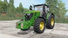 John Deere 6135R-6250R para Farming Simulator 2017