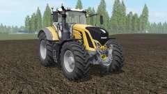 Fendt 927-939 Vario tulip tree para Farming Simulator 2017
