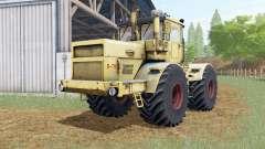 Kirovets K-701 macio amarelo Okas para Farming Simulator 2017