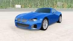 BMW M850i coupe (G15) replica v0.1 para BeamNG Drive