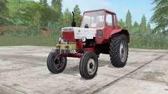 MTZ-80, Bielorrússia macio vermelho Okas para Farming Simulator 2017