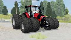 Hurlimann XL 130 twin wheels para Farming Simulator 2015