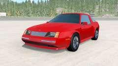 Pontivac Fiercer GT para BeamNG Drive