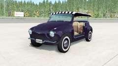 Autobello Piccolina Cherry v1.4 para BeamNG Drive