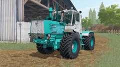 T-150K cor da cor Tiffany para Farming Simulator 2017