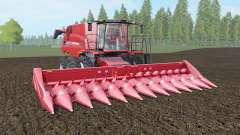 Case IH Axial-Flow 9240 red salsa para Farming Simulator 2017