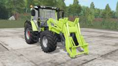 Fendt F 380 GTA Turbo multicolor para Farming Simulator 2017
