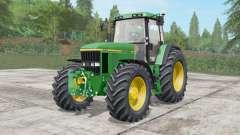 John Deere 7610-7810 para Farming Simulator 2017