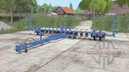 Kinze 3600 steel blue para Farming Simulator 2017