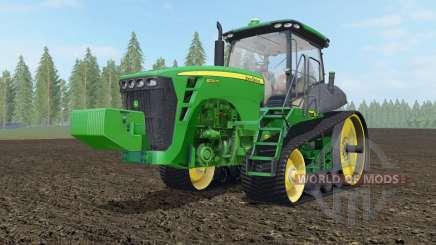 John Deere 8295RT-8345RT para Farming Simulator 2017