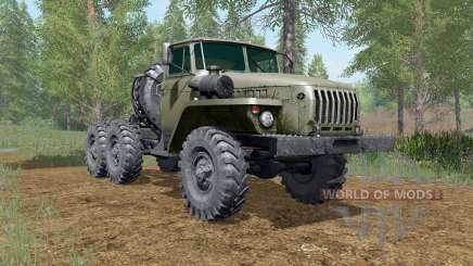 Ural-4420-rodas para Farming Simulator 2017