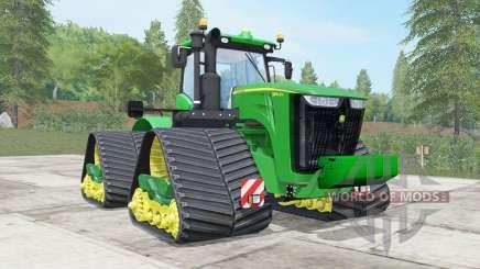John Deere 9560RX north texas green para Farming Simulator 2017