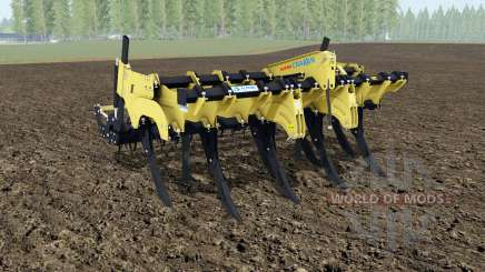 Alpego Super Craker KF-9 400 para Farming Simulator 2017