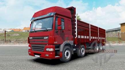 DAF CF85.530 8x4 Space Cab para Euro Truck Simulator 2