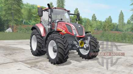 New Holland T5.100&T5.120 para Farming Simulator 2017
