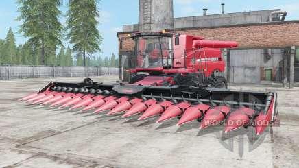 Case IH Axial-Flow 9230 não só profunda cᶏrmine cor-de-rosa para Farming Simulator 2017