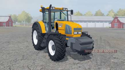 Renault Ares 610 RZ change wheels para Farming Simulator 2013
